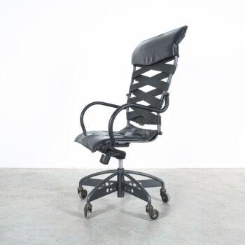 Heron Parigi Canasta Office Chair 06