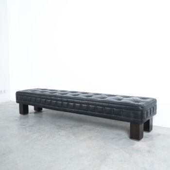 Matteo Thun Leather Materassi Sofa 04