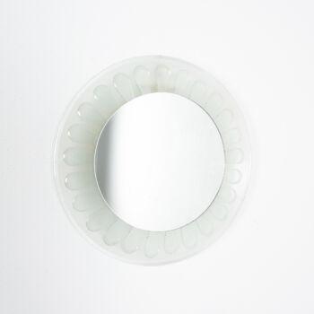 Max Ingrand Mirror Backlit Petals 09
