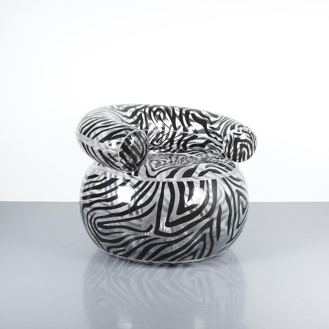 Alexis Lahellec Blow Chair Paris 1996 Derive Vienna
