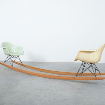 Bert Loeschner Relation Eames Chairs 02
