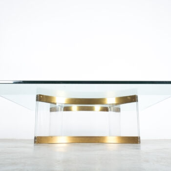 Charles Hollis Jones Lucite Table Giant 02