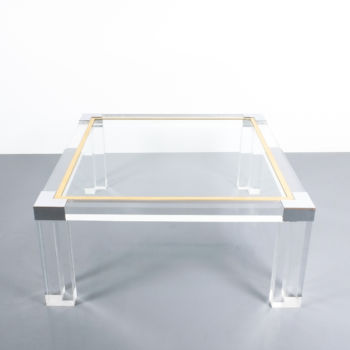 Charles Hollis Jones Style Coffee Table 08