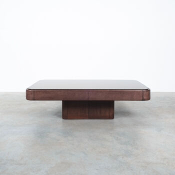 De Sede Table Ds 47 Leather Large 01