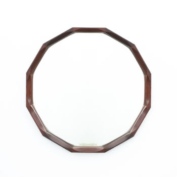 Dino Cavalli Mirror Small Walnut 04
