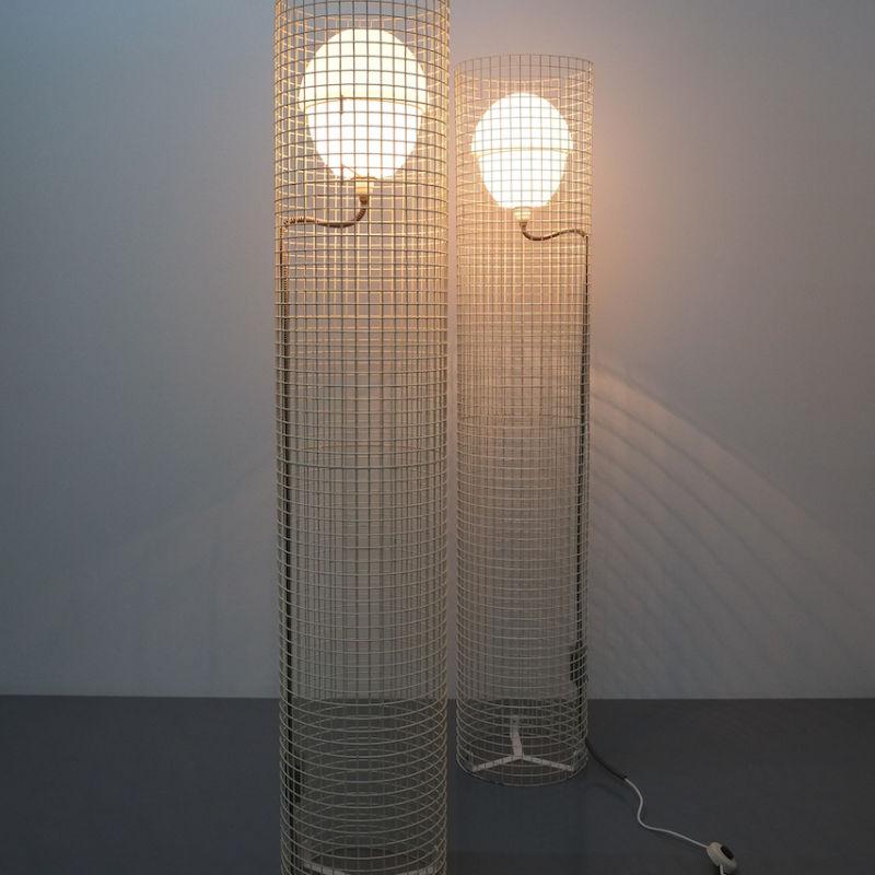 2x Sarfatti floor lights mod.1102_11