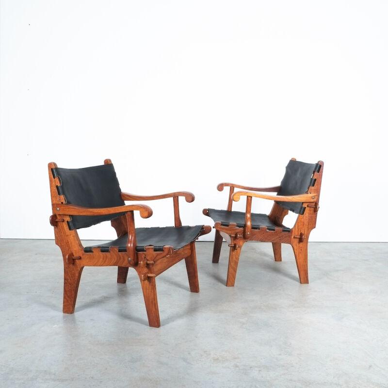 Angel Pazmino Rosewood Safari Chairs 02