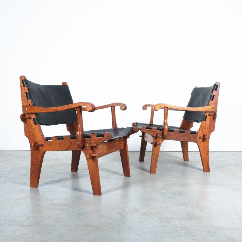 Angel Pazmino Rosewood Safari Chairs 03