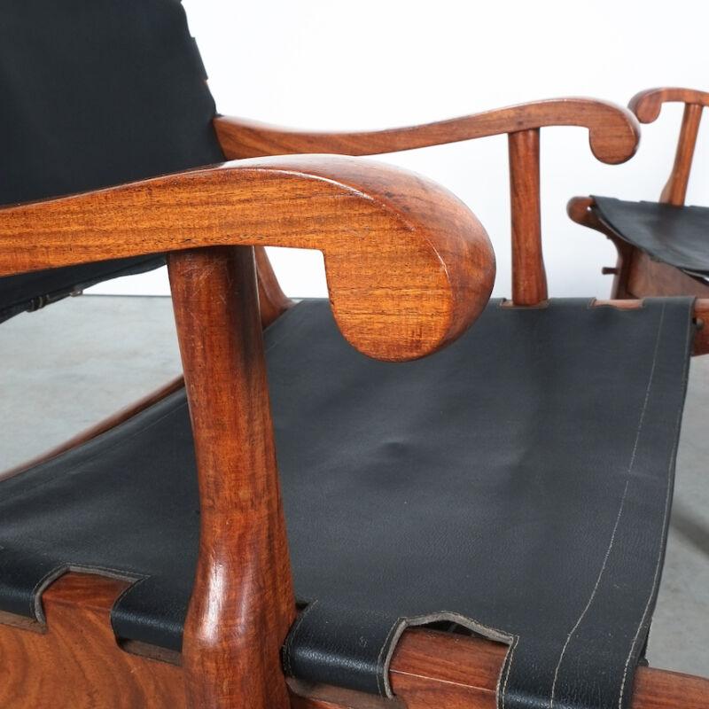 Angel Pazmino Rosewood Safari Chairs 04