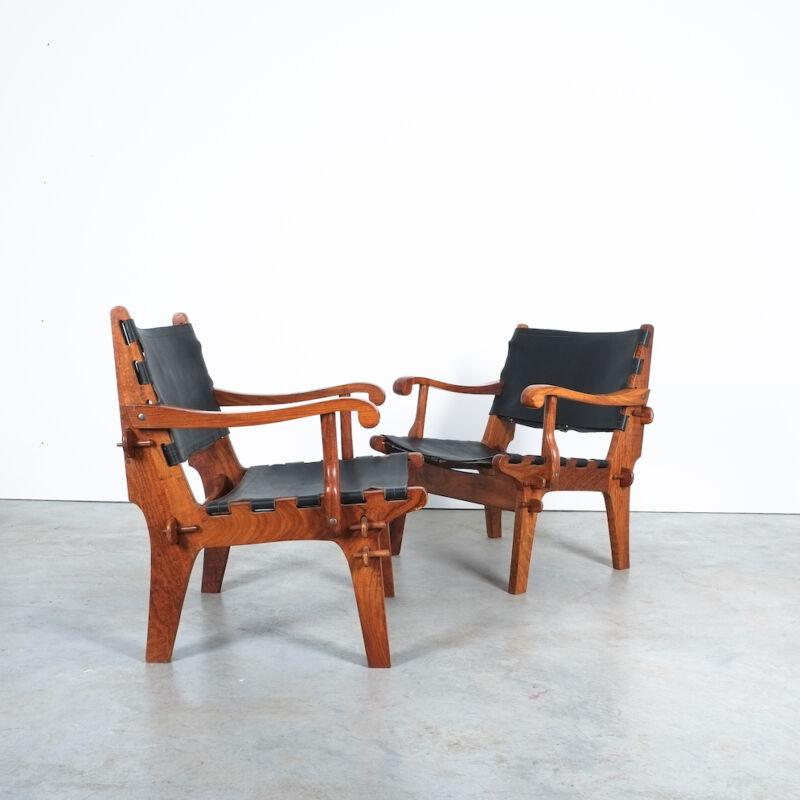 Angel Pazmino Rosewood Safari Chairs 05