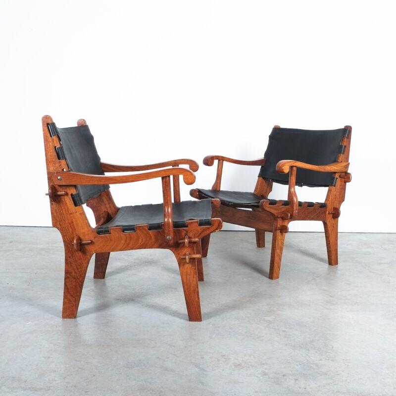 Angel Pazmino Rosewood Safari Chairs 06