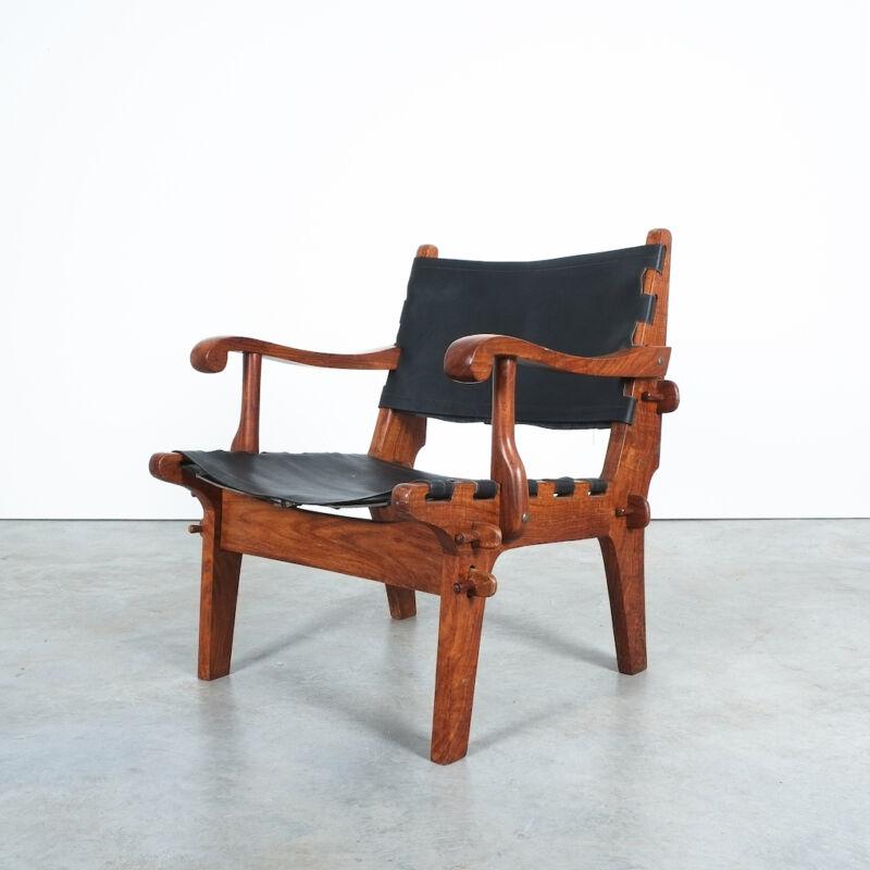 Angel Pazmino Rosewood Safari Chairs 10