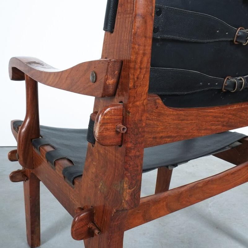 Angel Pazmino Rosewood Safari Chairs 12