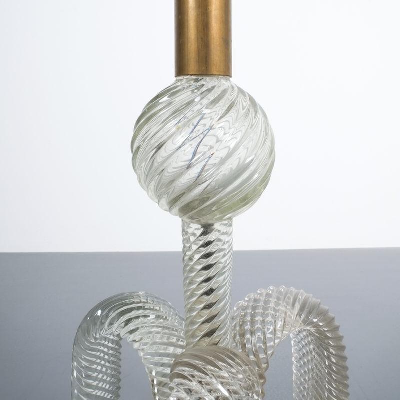 Barovier Murano Floor Lamp Glass 05