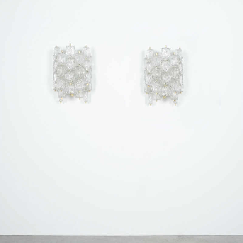 Barovier Toso Murano Sconces 02