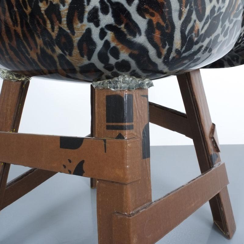 Bert Loeschner Eames Chair 01