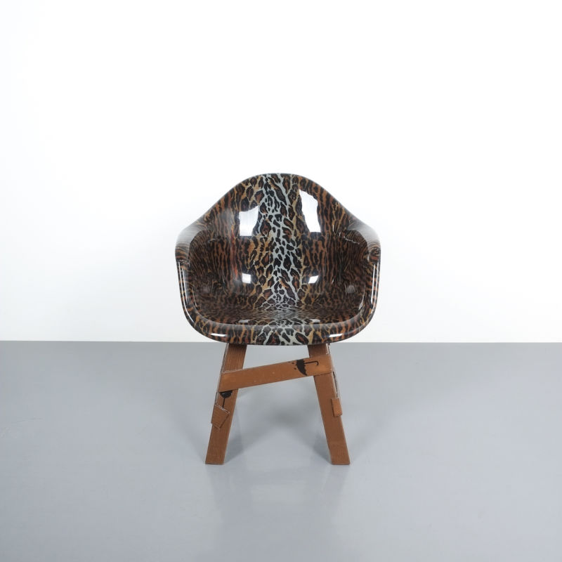 Bert Loeschner Eames Chair 06