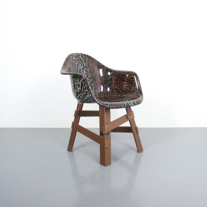 Bert Loeschner Eames Chair 07