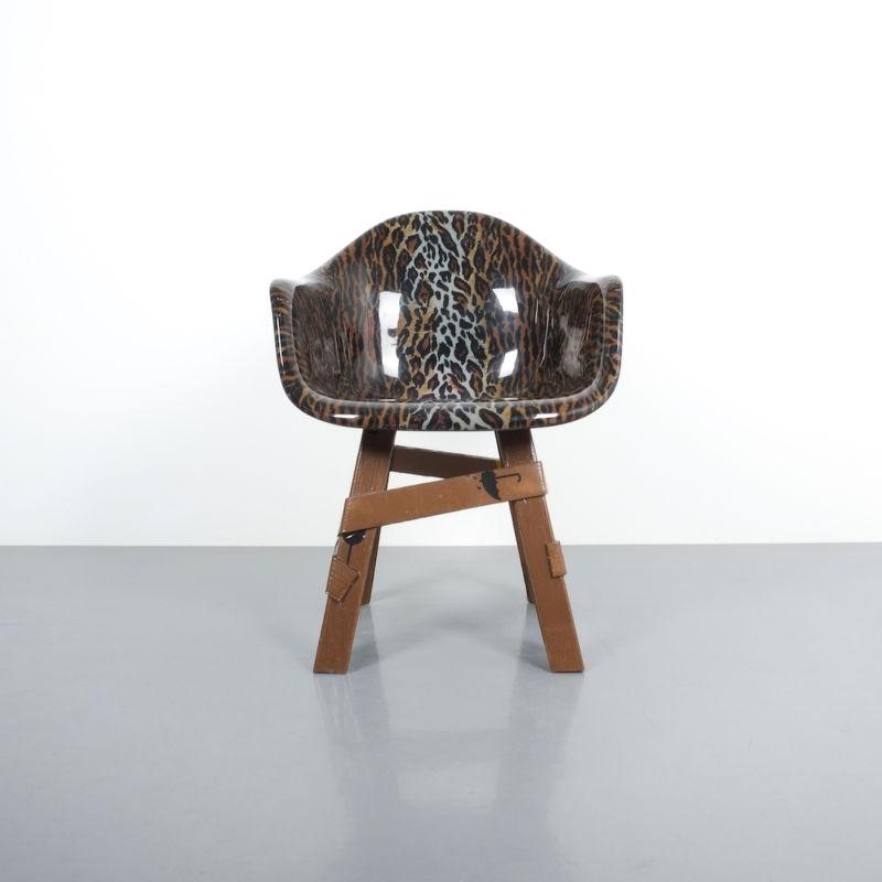 Bert Loeschner Eames Chair 08