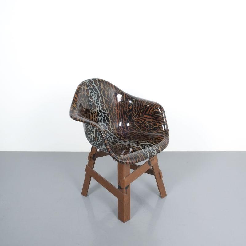 Bert Loeschner Eames Chair 09