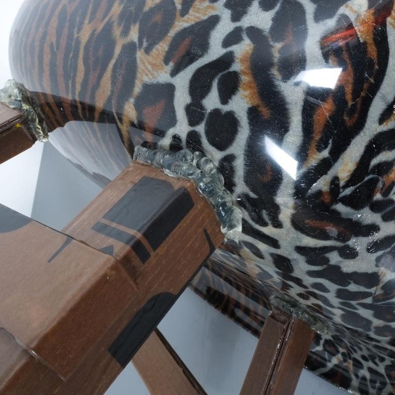 Bert Loeschner Eames Chair 10