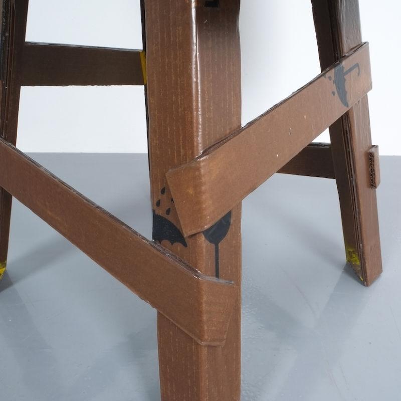 Bert Loeschner Eames Chair 11