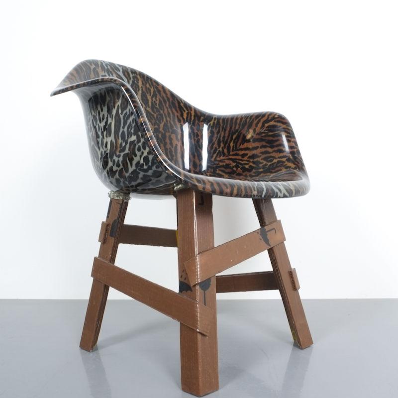 Bert Loeschner Eames Chair 12