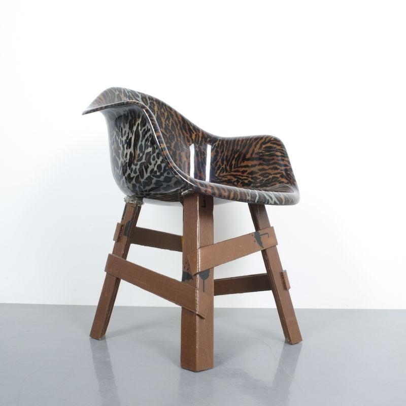 Bert Loeschner Eames Chair 14