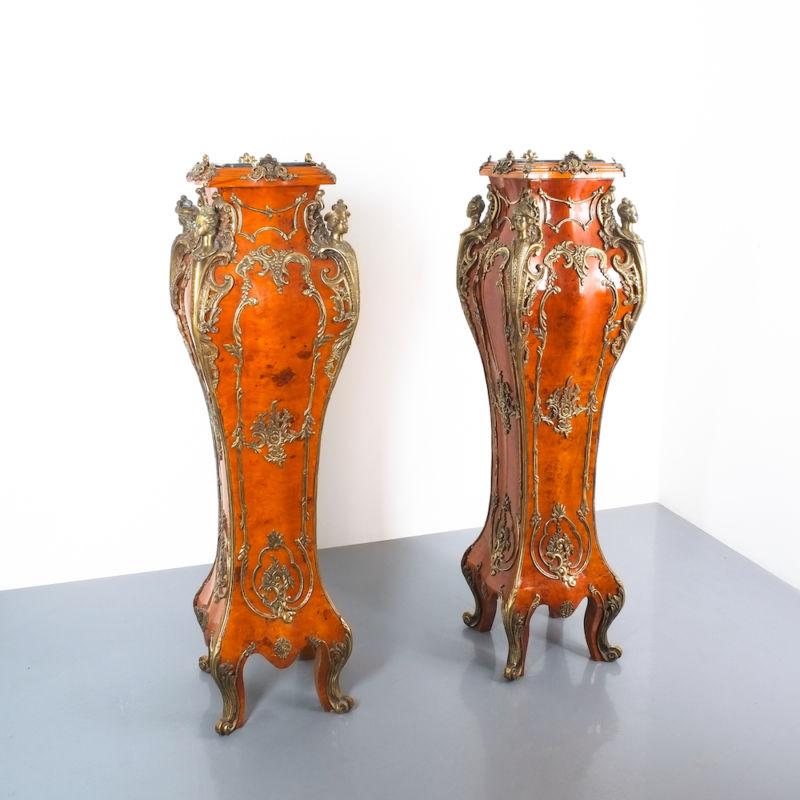 Dresdner Barock Pedestals 1880 02