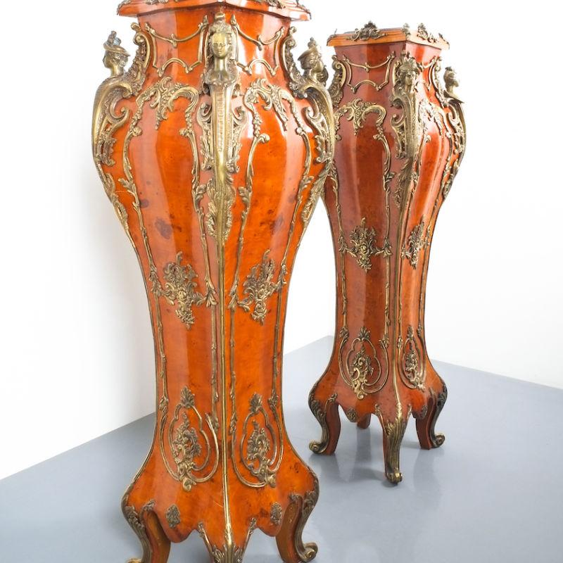 Dresdner Barock Pedestals 1880 03
