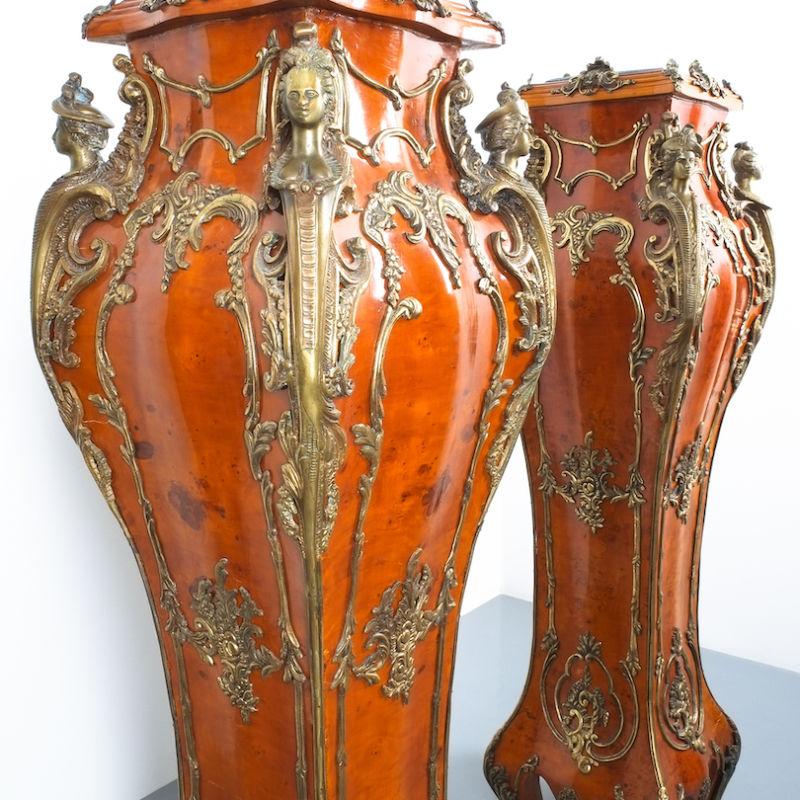 Dresdner Barock Pedestals 1880 04