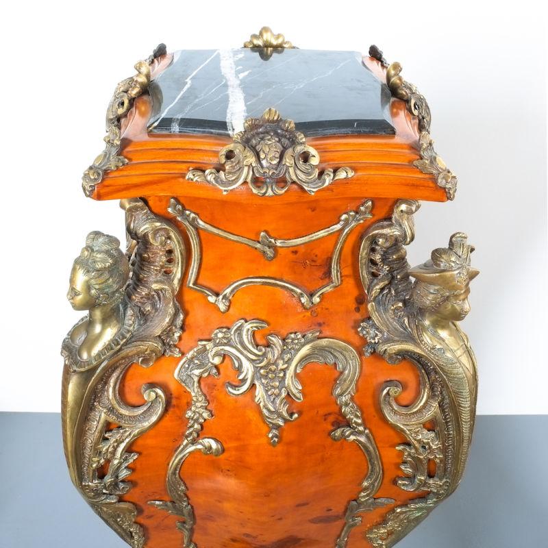 Dresdner Barock Pedestals 1880 06