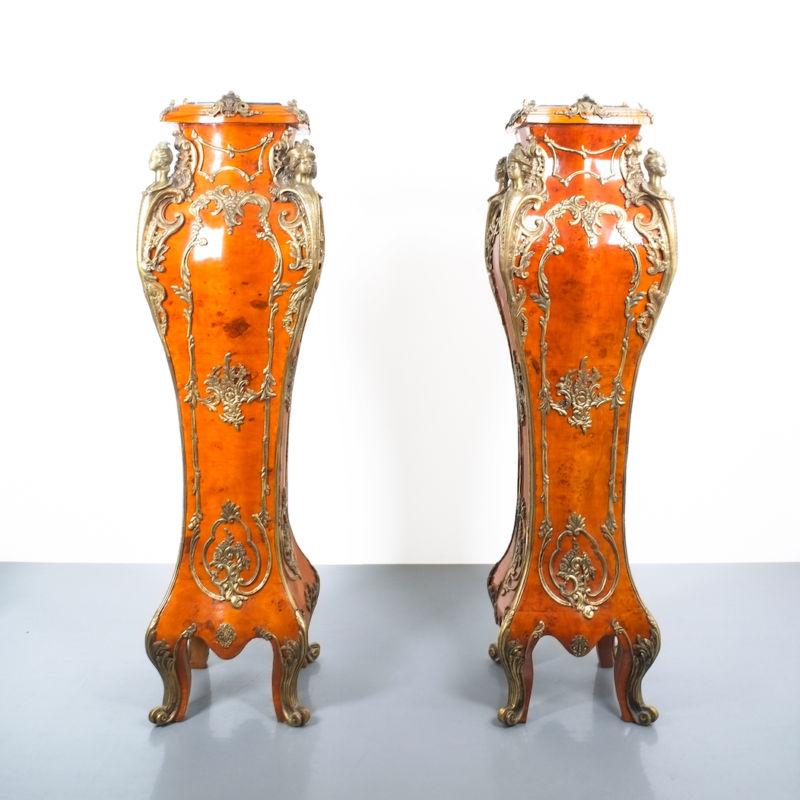 Dresdner Barock Pedestals 1880 09