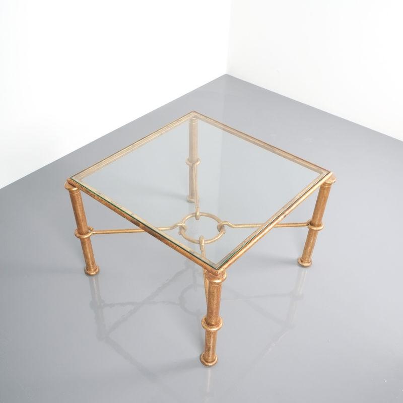 Drouet pair tables gold iron 3 Kopie