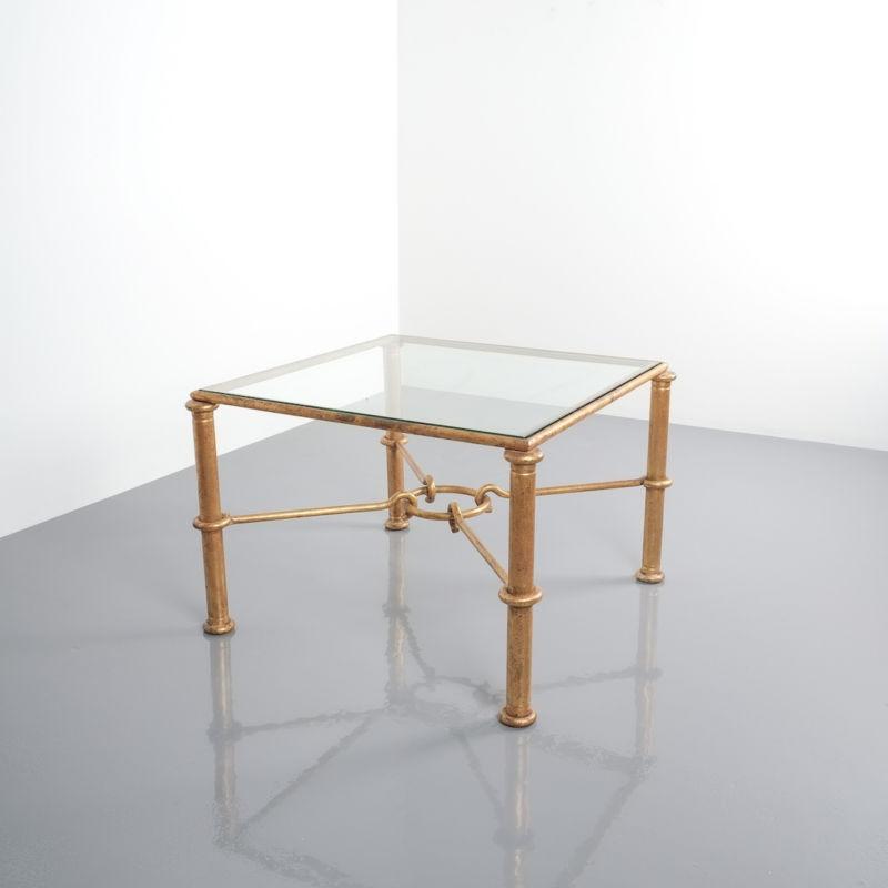 Drouet pair tables gold iron 4 Kopie