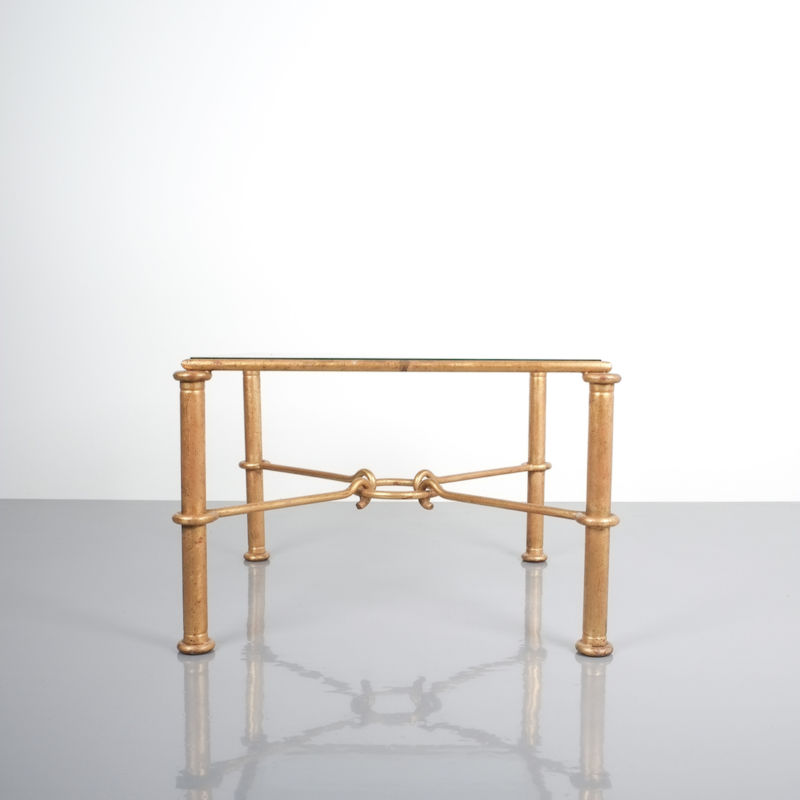 Drouet pair tables gold iron 6 Kopie