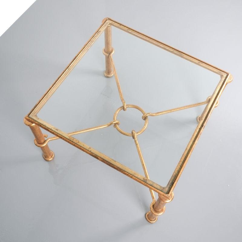 Drouet pair tables gold iron 8 Kopie