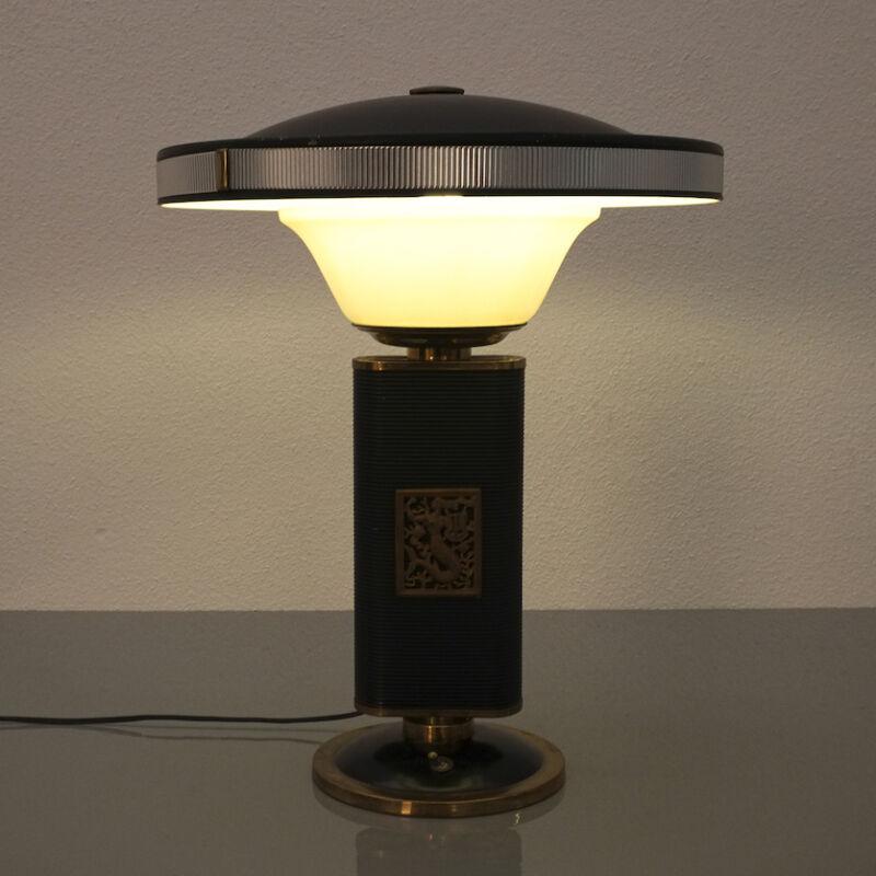 Eileen Gray Sirene Mermaid Lamp 11