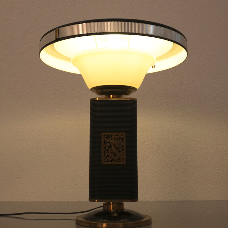 Eileen Gray Sirene Mermaid Lamp 12