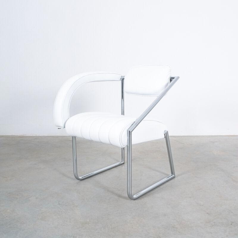 Eilleen Gray Chair White Non Conformist 01