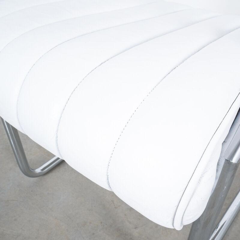 Eilleen Gray Chair White Non Conformist 14