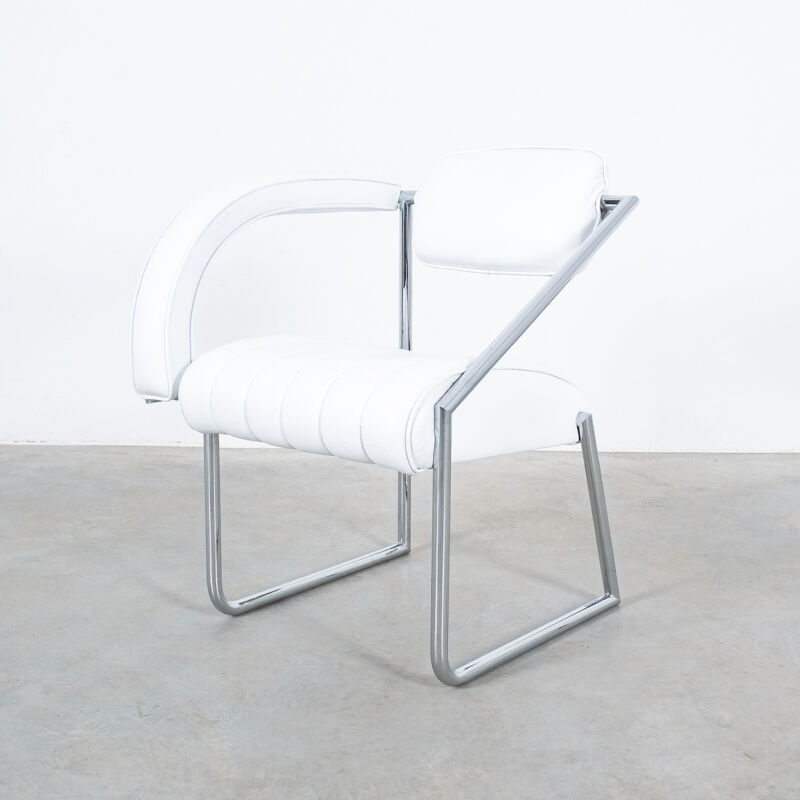 Eilleen Gray Chair White Non Conformist 15