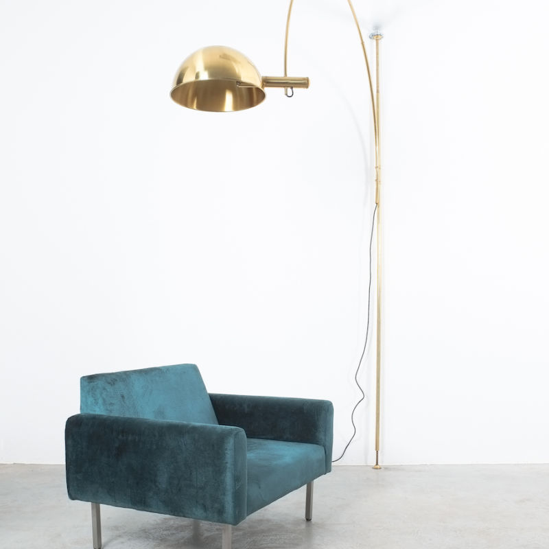Florian Schulz Floor Light Brass 01