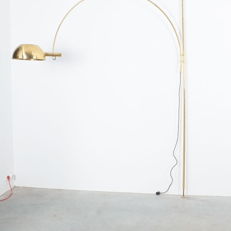 Florian Schulz Floor Light Brass 03