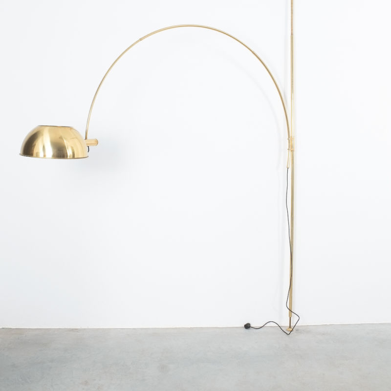 Florian Schulz Floor Light Brass 07