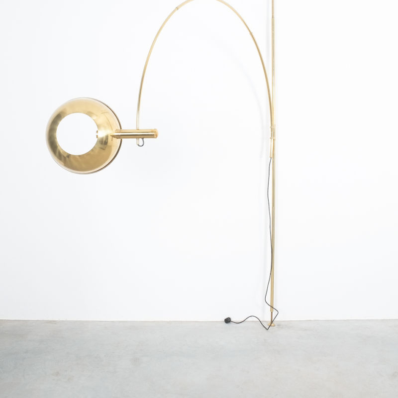 Florian Schulz Floor Light Brass 10