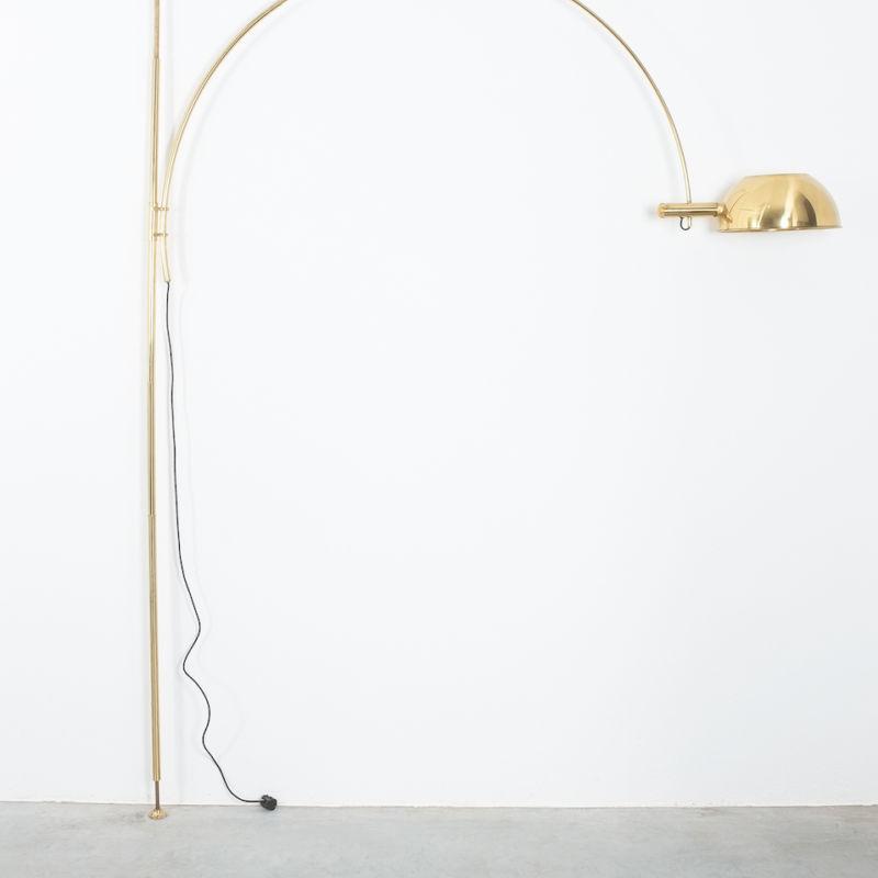 Florian Schulz Floor Light Brass 13