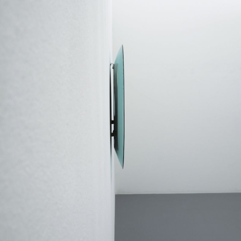 Fontana Arte Ingrand Blue Ribbon Mirror 04
