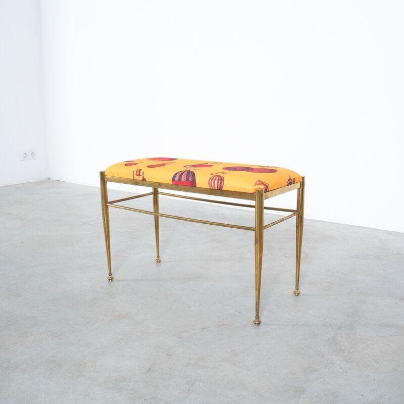 Fornasetti Brass Bench 06