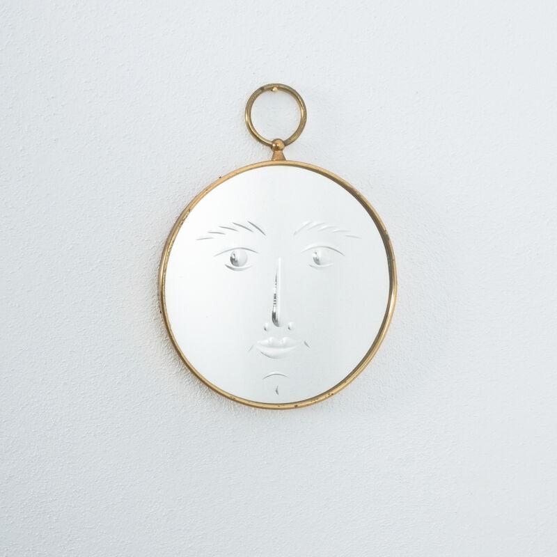 Fornasetti Rare Face Mirror 02